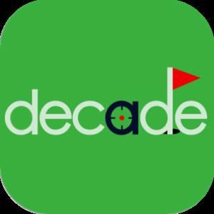 DECADE App Icon Favicon